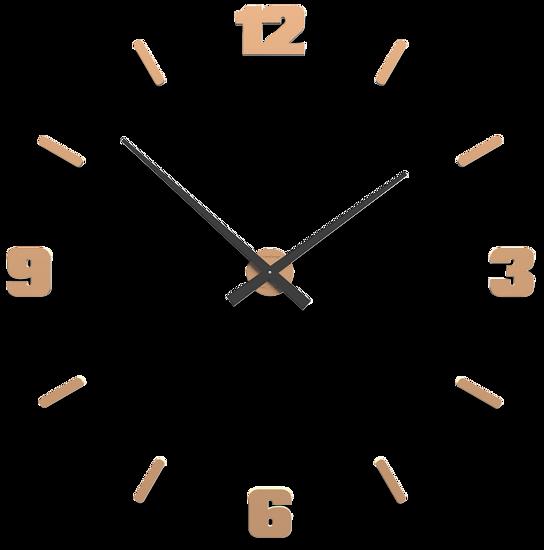 Picture of CALLEA DESIGN Ø100 CM BIG MODULAR CLOCK LIGHT PEACH