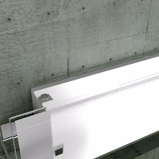 Picture of TOP LIGHT CROSS WALL LAMP WHITE MEDIUM