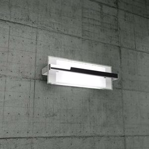 Picture of TOP LIGHT CROSS WALL LAMP POLISHED CHROME MEDIUM