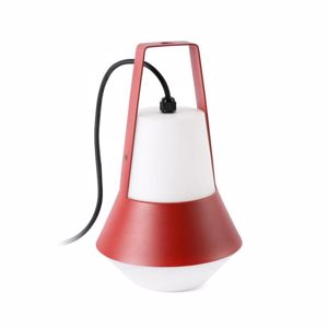Picture of FARO BARCELONA CAT FLOOR LAMP RED OUTDOOR IP54