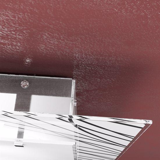 Picture of TOPLIGHT SCRAPS CEILING LAMP MODERN SQUARE CM60