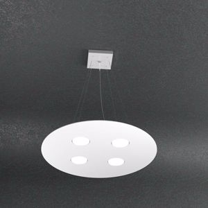 Picture of TOPLIGHT WHITE ROUND LED CHANDELIER  4 LIGHT Ø50