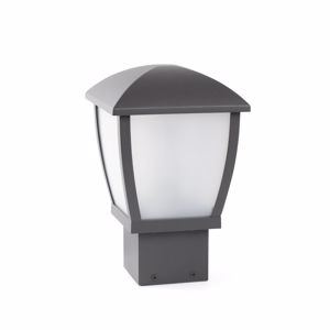 Picture of FARO MINI WILMA OUTDOOR POST LAMP LANTERN H27CM