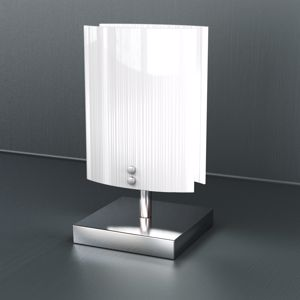 Picture of TOPLIGHT MAD BEDSIDE TABLE LAMP MODERN IN GLASS