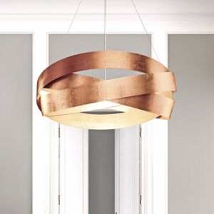 Picture of MARCHETTI PURA SUSPENSION Ø60CM COPPER LEAF