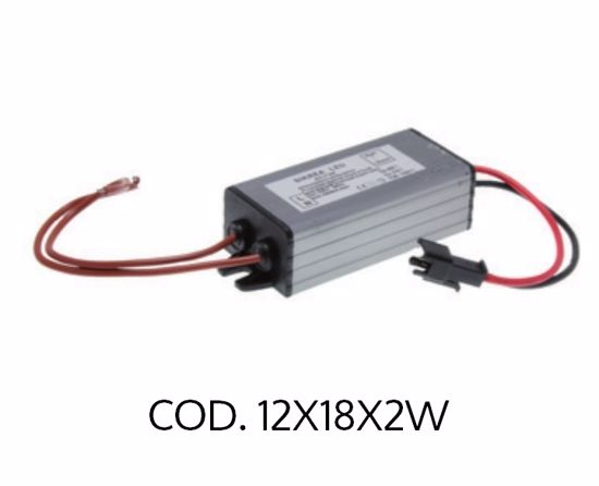 Picture of SIKREA LED DRIVER 12X18X2W