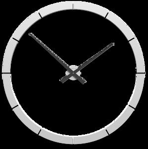Picture of CALLEA DESIGN GIOTTO BIG WHITE WALL STICKER CLOCK Ø100CM