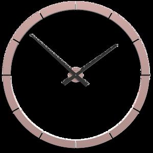 Picture of CALLEA DESIGN BIG MODULAR WALL CLOCK Ø100 ANTIQUE PINK COLOURED