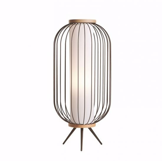 Picture of GIBAS CHAPLIN FLOOR LAMP H80CM WITH SHADE