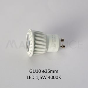 Picture of ISYLUCE BULB LED 1.5 GU10 35MM 4000K 120 LUMEN