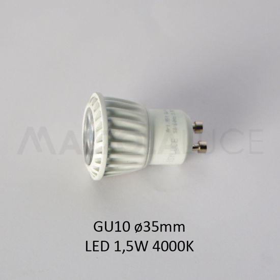 Picture of ISYLUCE BULB LED 1.5 GU10 35MM 4000K 120 LUMEN