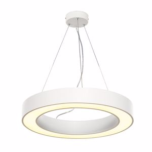 Picture of SLV MEDO 60 RING SUSPENSION LIGHT Ø60CM  WHITE RING