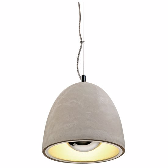 Picture of SLV SOPRANA SOLID PD-2 CEMENT DOME LAMP ø27,5CM