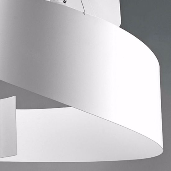 Picture of MARCHETTI LIGHTING WHITE GARAGOI SUSPENSION Ø44