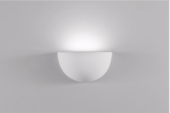 Picture of ISYLUCE WALL LAMP LED 12W IN GYPSUM 23CM