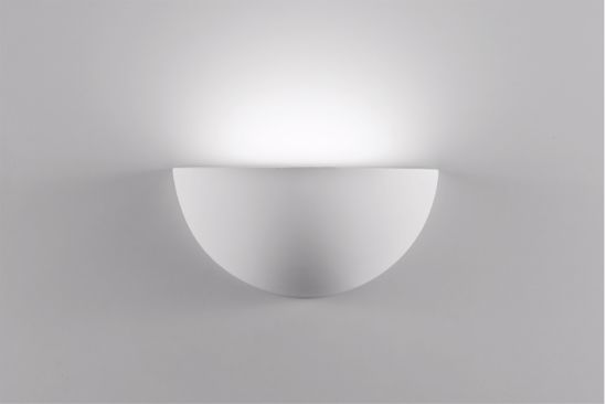 Picture of ISYLUCE WALL LAMP LED 18W IN GYPSUM 31CM