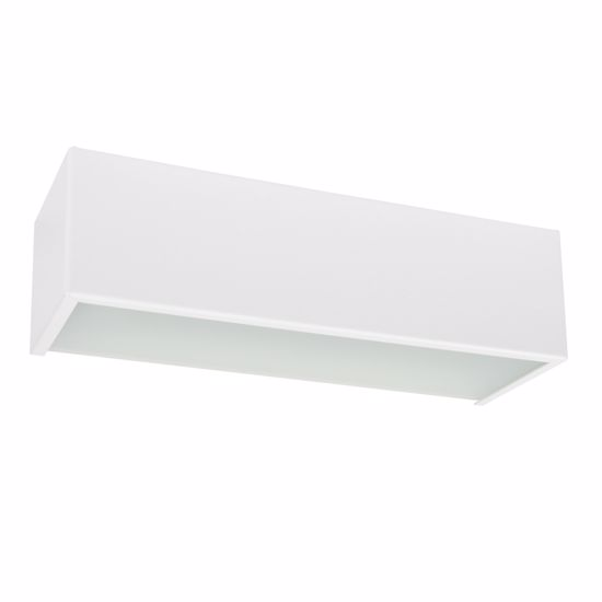 Picture of LINEA LIGHT BOX WALL LAMP 61CM 55W WHITE