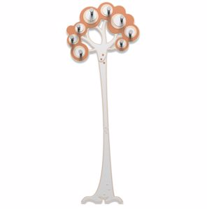 Picture of CALLEA DESIGN COAT RACK TREE TERRACOTTA