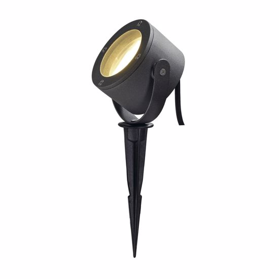 Picture of LED PICKET LAMP FOR GARDENS IP44 ANTHRACITE COLOUR