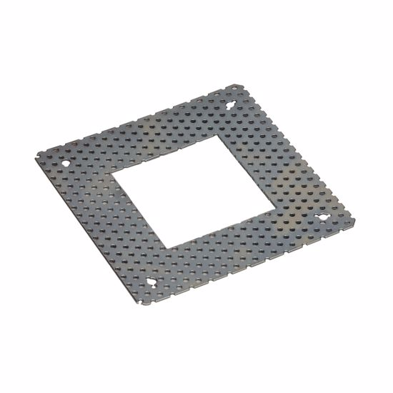 Picture of METAL FRAME FOR INSTALLATION OF RECESSED PATHWAY LIGHT 3.6W IN MASONRY