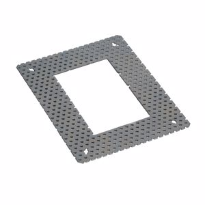 Picture of METAL INSTALLATION FRAME IN MASONRY FOR LED PATHWAY LIGHTS 3.6W 8X12CM