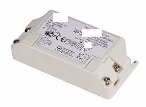 Picture of DIMMABLE LED DRIVER 15W FOR MAX 2 PATHWAYS WHITE LED 5.2W