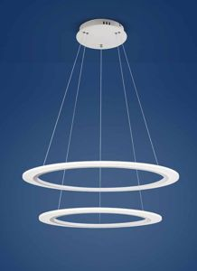 Picture of ISYLUCE SUSPENSION LED DOUBLE RING