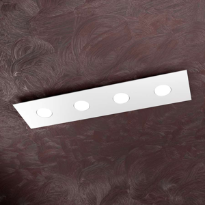 Picture of TOP LIGHT AREA LED CEILING LAMP RECTANGULAR 4 LIGHTS