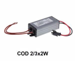 Picture of DRIVER TRASFORMATORE 2X3X2W KELVIN LED
