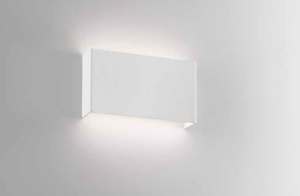 Picture of APPLIQUE LED PER INTERNI METALLO BIANCO