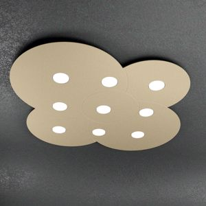 Picture of TOP LIGHT SAND CLOUD LED CEILING 9 LIGHTS ORIGINAL DESIGN