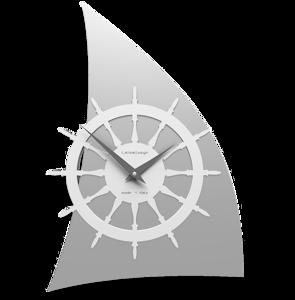Picture of CALLEA DESIGN SAIL OROLOGIO BIANCO DA PARETE 31X45 DESIGN ORIGINALE