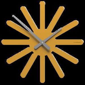 Picture of CALLEA DESIGN ASTERIX WALL CLOCK Ø45 MELON MODERN DESIGN