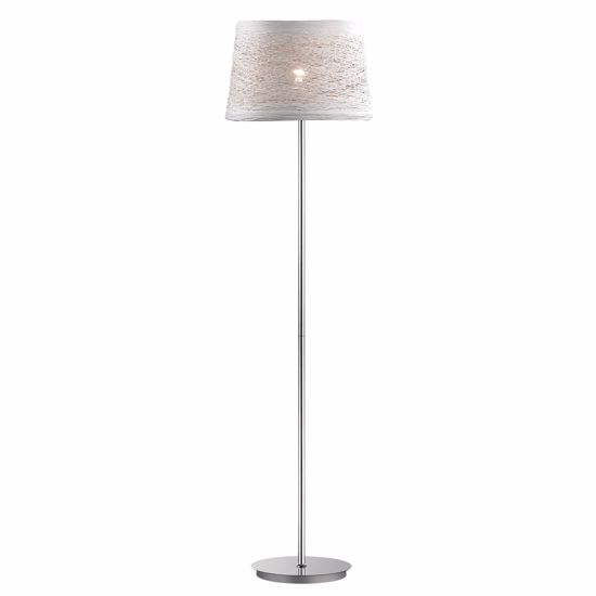 Picture of IDEALLUX BASKET PT1 FLOOR LAMP SHADE CORD