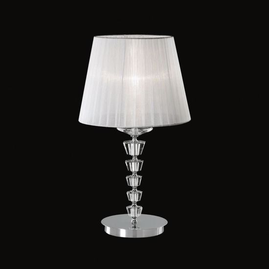 Picture of IDEAL LUX PEGASO TABLE LAMP TL1 BIG