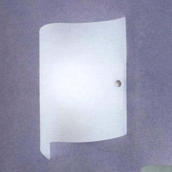 Picture of LINEA LIGHT ONDA WALL LAMP 16X27 WHITE