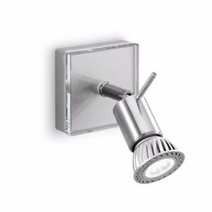 Picture of LINEA LIGHT SPOTTY WALL LAMP 1SPOTLIGHT ALUMINIUM