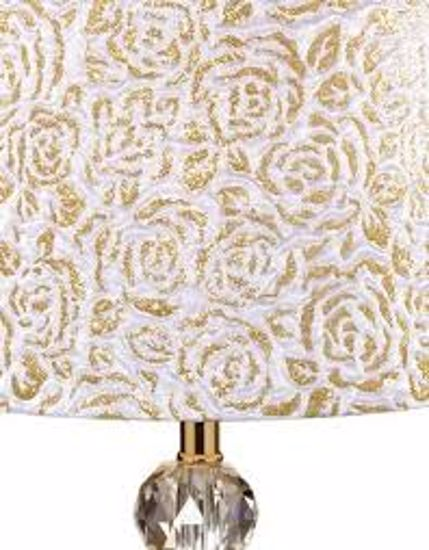 Picture of IDEAL LUX QUEEN FLOOR LAMP WITH SHADE PT1