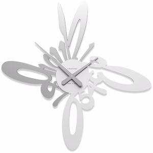 Picture of CALLEA DESIGN HARMONIC MODERN WALL CLOCK WHITE