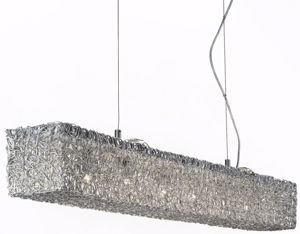 Picture of IDEAL LUX QUADRO MODERN PENDANT LAMP SP6
