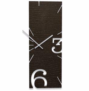 Picture of CALLEA DESIGN GREG WENGE OAK WALL CLOCK