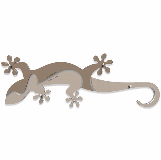 Picture of CALLEA DESIGN MODERN GECKO KEY RACK SAND