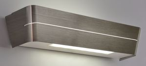 Picture of APPLIQUE MODERNO LED 14W 3000K METALLO NICKEL DESIGN PER INTERNI