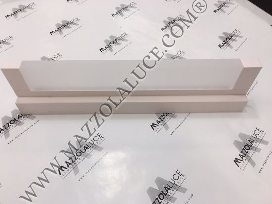 Picture of LED WALL LIGHTS LUMINOUS SHELF 12W 3000K MODERN WHITE DESIGN