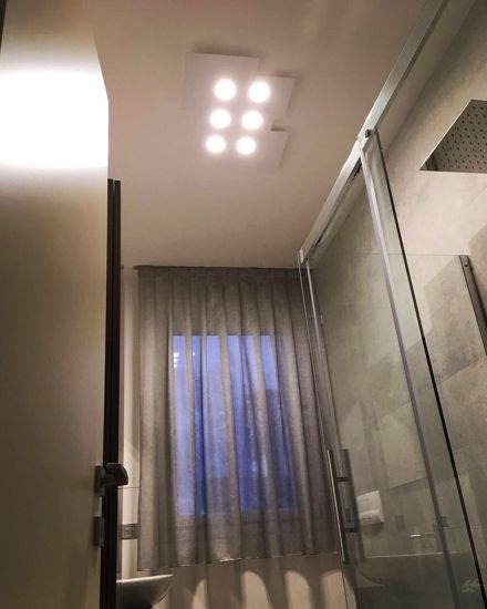 Picture of TOP LIGHT PLATE CEILING LAMP LED 6 LIGHTS