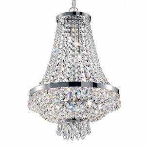 Picture of IDEALLUX CAESAR SP9 ELEGANT CHANDELIER