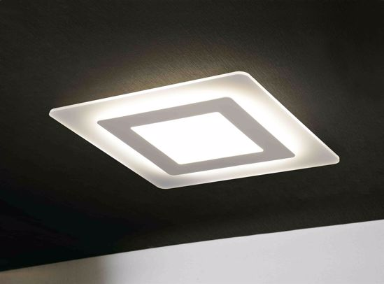 Picture of LED AURORA CEILING LAMP PROMOINGROSS Ø48 45W 3000K MODERN PROMOINGROSS