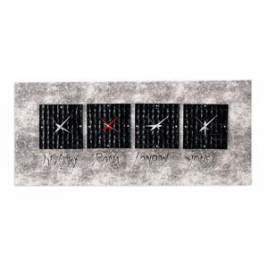 Picture of PINTDECOR NEROLOSI WALL CLOCK
