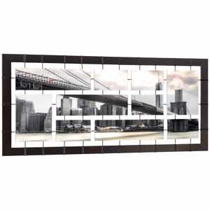 Picture of PINTDECOR CITTÀ SCOMPOSTA WALL ART 10 MDF HAND-DECORATED PANELS ON STRINGS