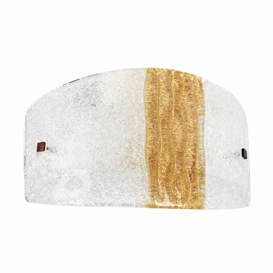 Picture of LINEA LIGHT SYBERIA WALL LAMP CRYSTAL AMBER